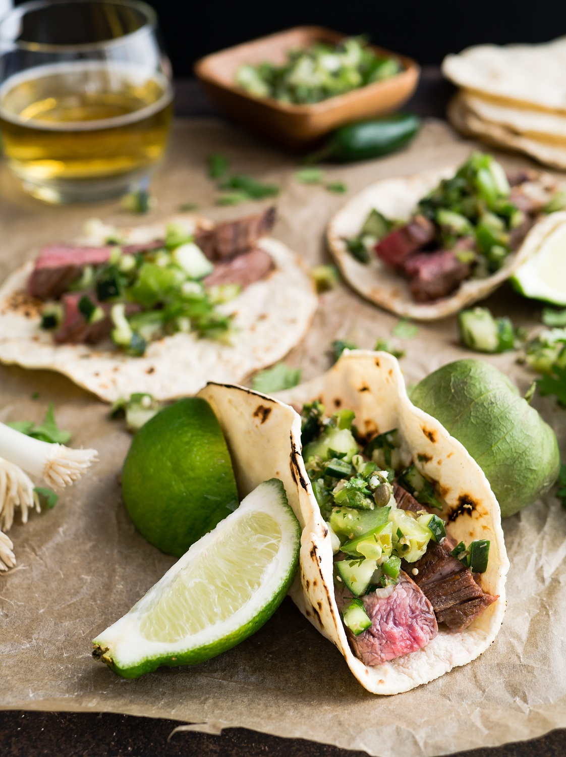 Mexican street food in Chichester